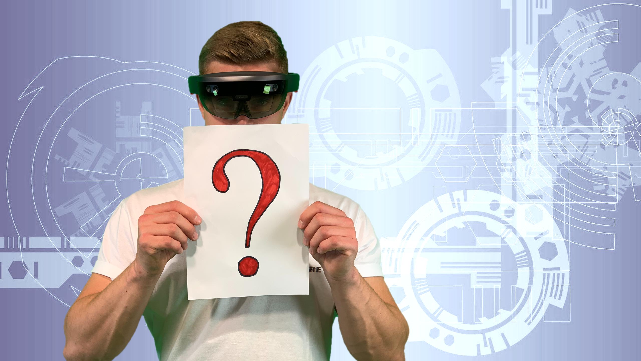 Wie funktionieren Augmented Reality Brillen
