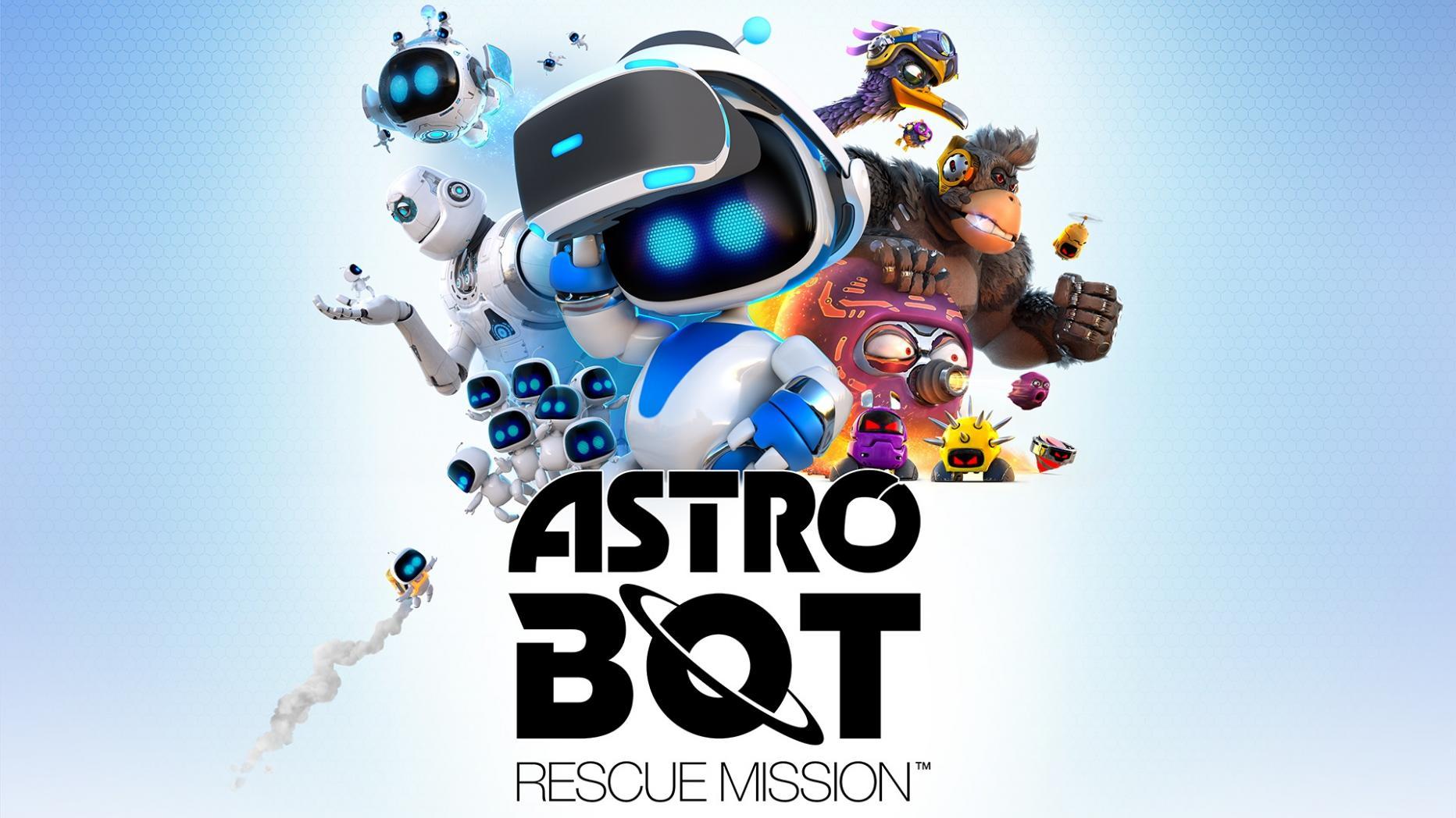 Astro Bot - Rescue Mission